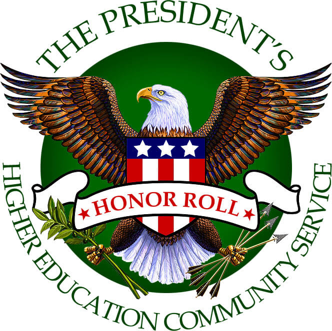 President's Higher Education Community Service