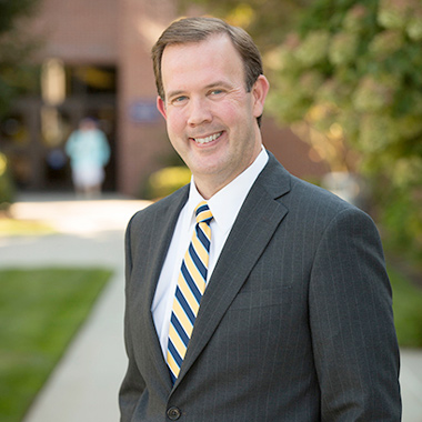 Brian T. Kench, Ph.D. headshot