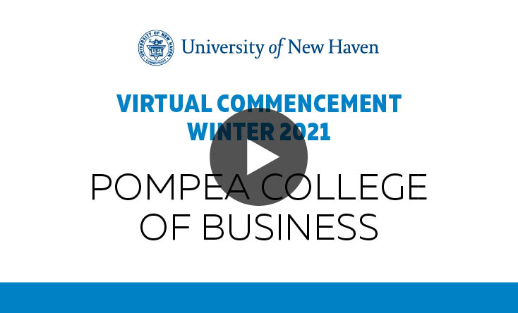 Pompea College of Business graphic