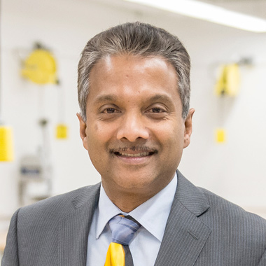 Ronald S. Harichandran, Ph.D., P.E., F.ASCE headshot