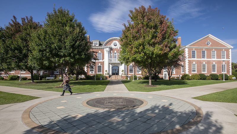 Image of Maxcy quad
