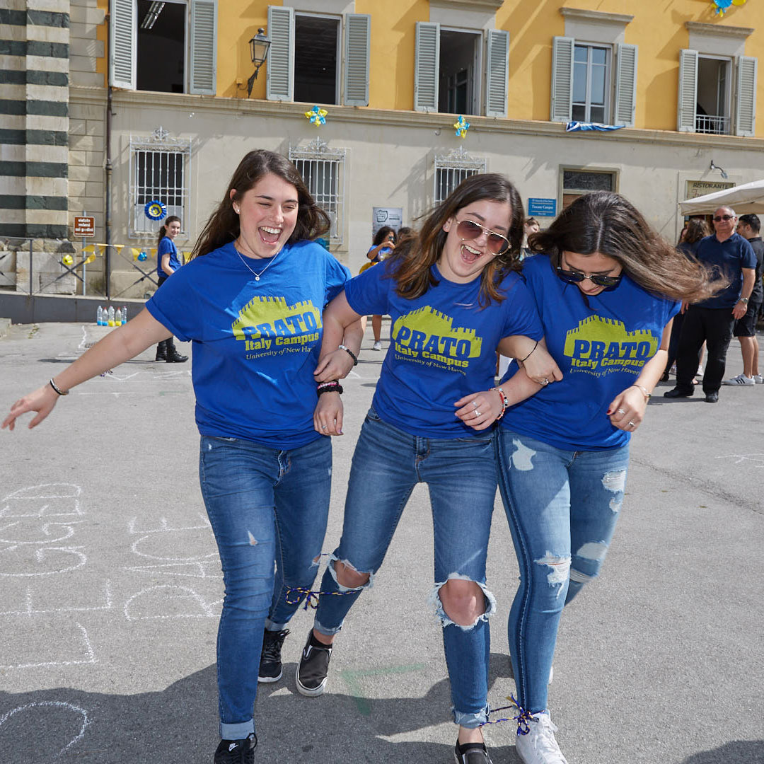 first-year students in Prato