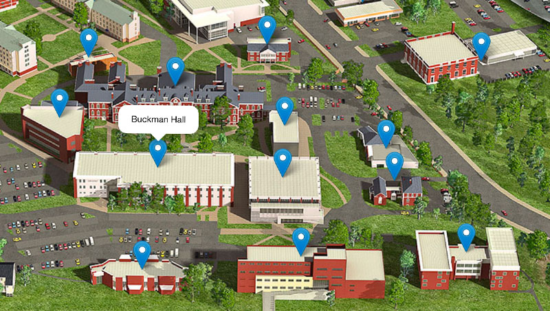 Link to Interactive Campus Map
