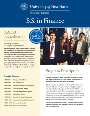 B.S. in Finance PDF cover
