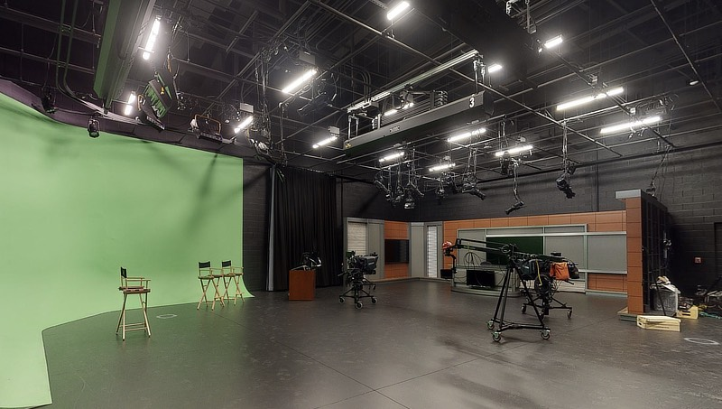 Image of Bergami Community Center Studio 1.
