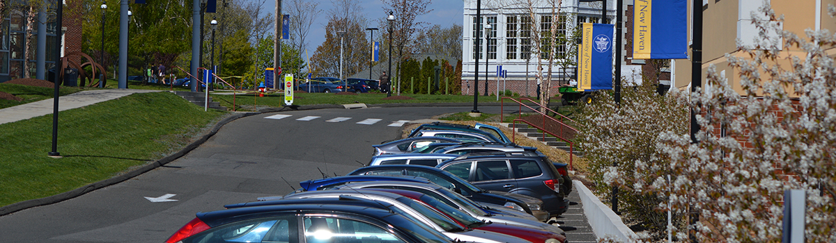 Parking at the University of New Haven